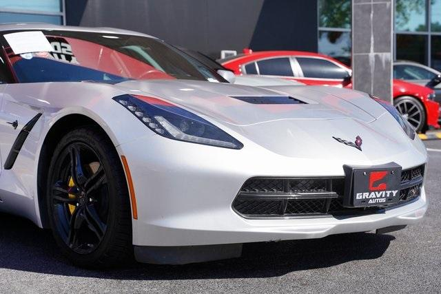 Used 2016 Chevrolet Corvette Stingray for sale $49,996 at Gravity Autos Roswell in Roswell GA 30076 9