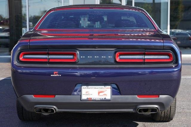 Used 2016 Dodge Challenger SXT for sale $21,996 at Gravity Autos Roswell in Roswell GA 30076 11