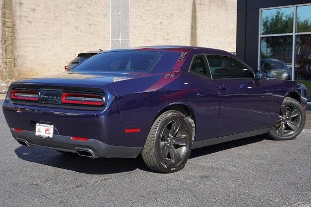 Used 2016 Dodge Challenger SXT for sale $21,996 at Gravity Autos Roswell in Roswell GA 30076 12