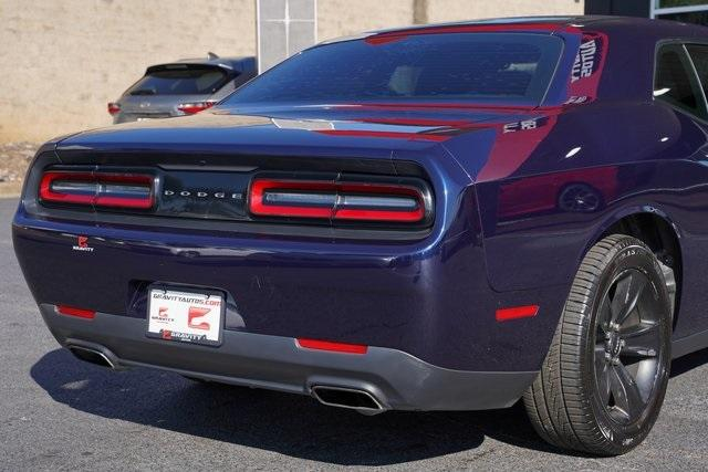 Used 2016 Dodge Challenger SXT for sale $21,996 at Gravity Autos Roswell in Roswell GA 30076 13