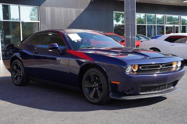 Used 2016 Dodge Challenger SXT for sale $21,996 at Gravity Autos Roswell in Roswell GA 30076 7