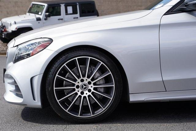 Used 2019 Mercedes-Benz C-Class C 300 for sale $34,996 at Gravity Autos Roswell in Roswell GA 30076 10