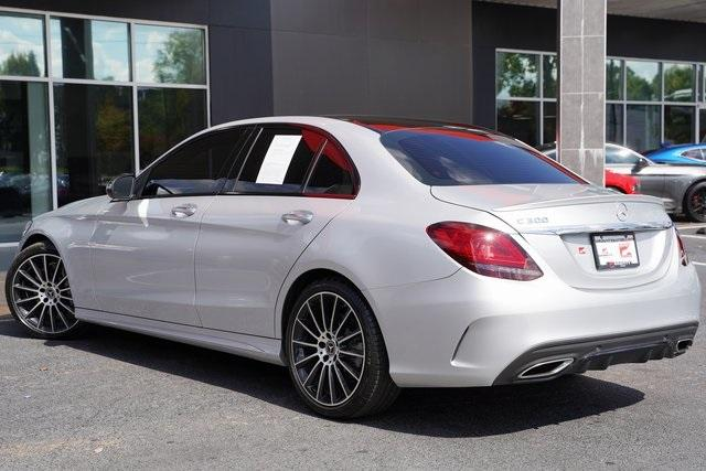 Used 2019 Mercedes-Benz C-Class C 300 for sale $34,996 at Gravity Autos Roswell in Roswell GA 30076 12