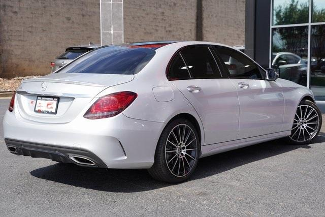 Used 2019 Mercedes-Benz C-Class C 300 for sale $34,996 at Gravity Autos Roswell in Roswell GA 30076 14