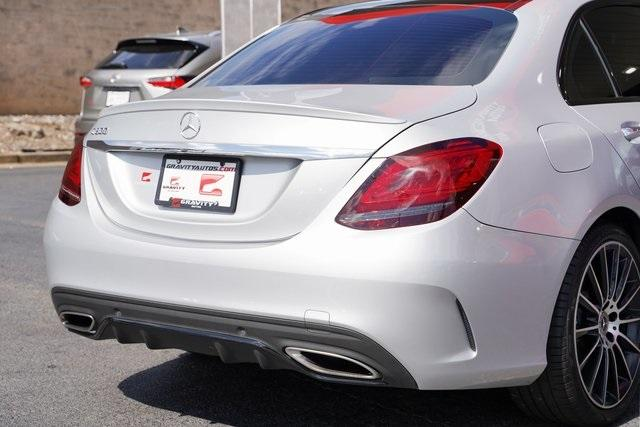 Used 2019 Mercedes-Benz C-Class C 300 for sale $34,996 at Gravity Autos Roswell in Roswell GA 30076 15