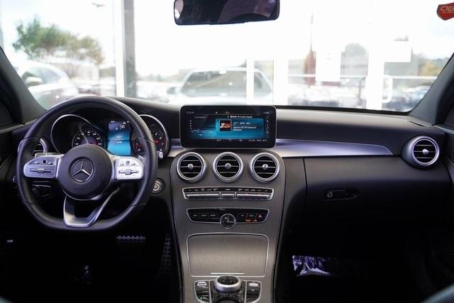 Used 2019 Mercedes-Benz C-Class C 300 for sale $34,996 at Gravity Autos Roswell in Roswell GA 30076 16