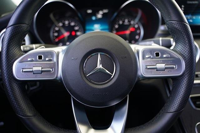 Used 2019 Mercedes-Benz C-Class C 300 for sale $34,996 at Gravity Autos Roswell in Roswell GA 30076 17