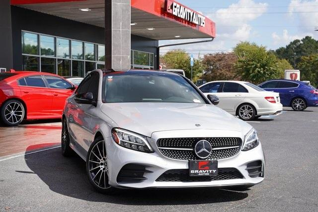 Used 2019 Mercedes-Benz C-Class C 300 for sale $34,996 at Gravity Autos Roswell in Roswell GA 30076 2