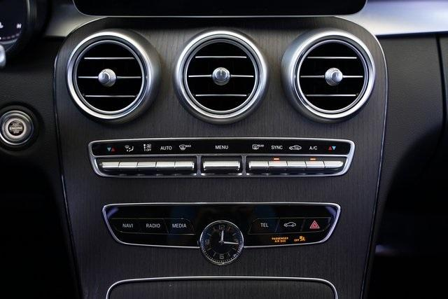 Used 2019 Mercedes-Benz C-Class C 300 for sale $34,996 at Gravity Autos Roswell in Roswell GA 30076 24
