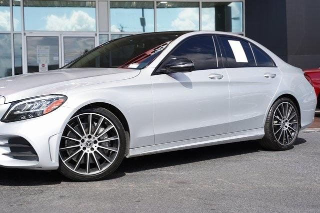 Used 2019 Mercedes-Benz C-Class C 300 for sale $34,996 at Gravity Autos Roswell in Roswell GA 30076 3
