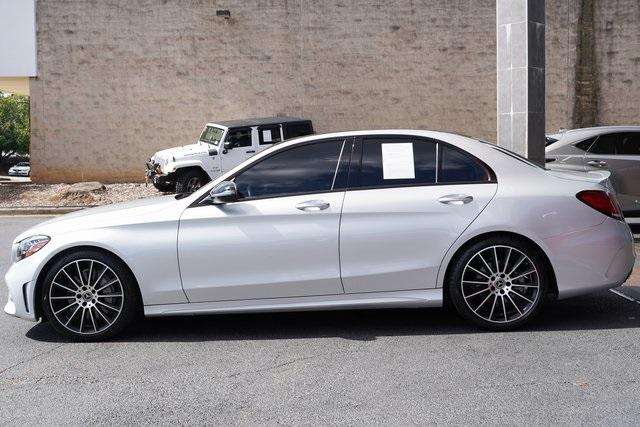 Used 2019 Mercedes-Benz C-Class C 300 for sale $34,996 at Gravity Autos Roswell in Roswell GA 30076 4