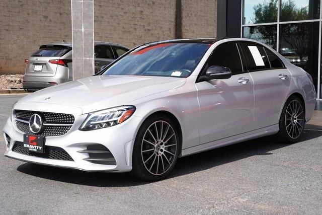 Used 2019 Mercedes-Benz C-Class C 300 for sale $34,996 at Gravity Autos Roswell in Roswell GA 30076 5