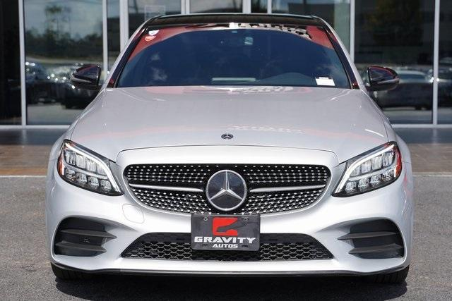 Used 2019 Mercedes-Benz C-Class C 300 for sale $34,996 at Gravity Autos Roswell in Roswell GA 30076 6