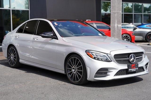 Used 2019 Mercedes-Benz C-Class C 300 for sale $34,996 at Gravity Autos Roswell in Roswell GA 30076 7