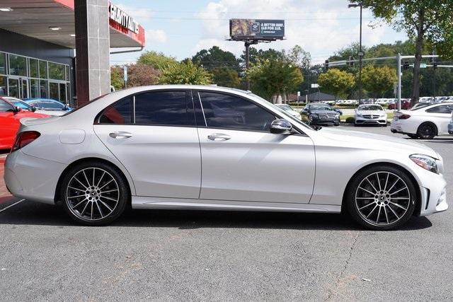 Used 2019 Mercedes-Benz C-Class C 300 for sale $34,996 at Gravity Autos Roswell in Roswell GA 30076 8