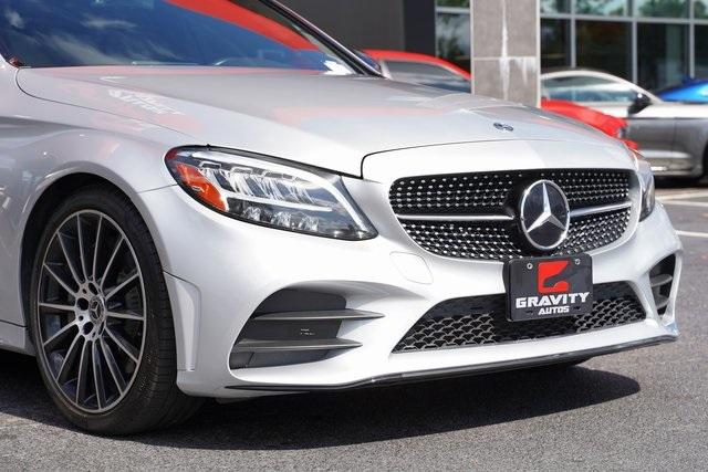Used 2019 Mercedes-Benz C-Class C 300 for sale $34,996 at Gravity Autos Roswell in Roswell GA 30076 9