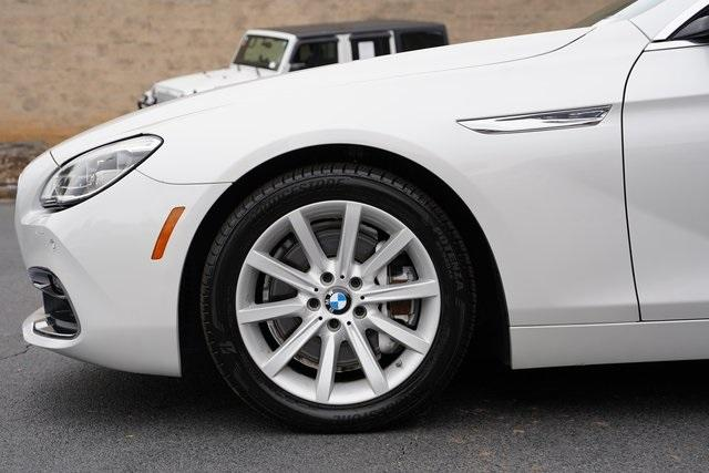 Used 2016 BMW 6 Series 640i Gran Coupe for sale $39,992 at Gravity Autos Roswell in Roswell GA 30076 10