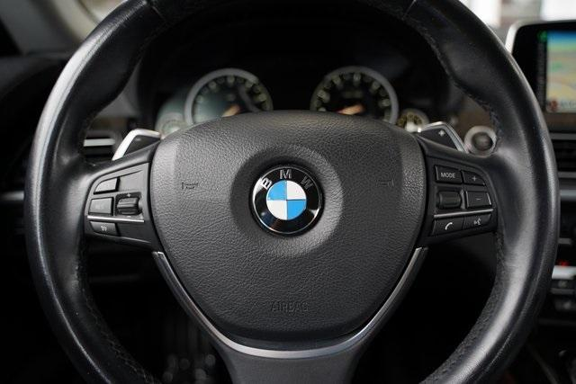 Used 2016 BMW 6 Series 640i Gran Coupe for sale $39,992 at Gravity Autos Roswell in Roswell GA 30076 16