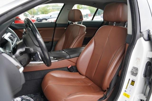 Used 2016 BMW 6 Series 640i Gran Coupe for sale $39,992 at Gravity Autos Roswell in Roswell GA 30076 28