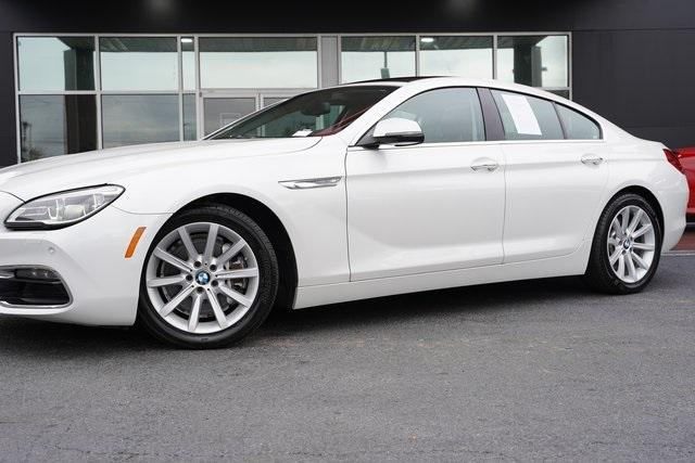 Used 2016 BMW 6 Series 640i Gran Coupe for sale $39,992 at Gravity Autos Roswell in Roswell GA 30076 3