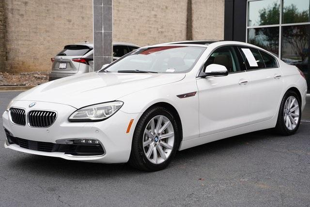Used 2016 BMW 6 Series 640i Gran Coupe for sale $39,992 at Gravity Autos Roswell in Roswell GA 30076 5