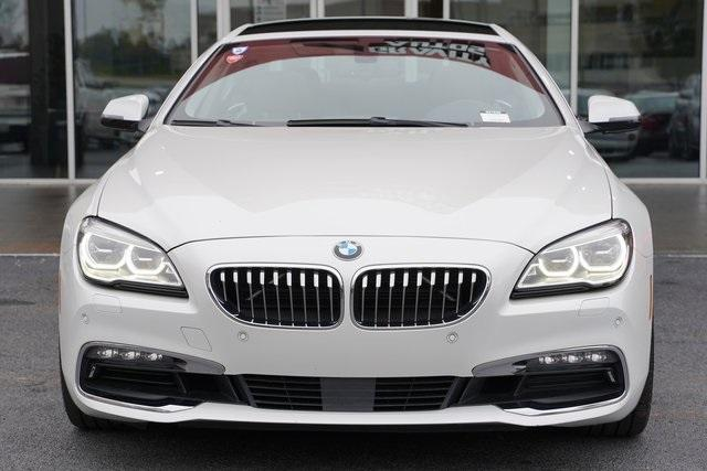 Used 2016 BMW 6 Series 640i Gran Coupe for sale $39,992 at Gravity Autos Roswell in Roswell GA 30076 6
