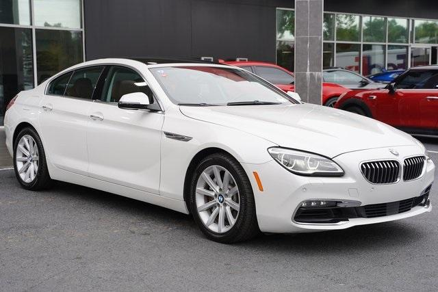 Used 2016 BMW 6 Series 640i Gran Coupe for sale $39,992 at Gravity Autos Roswell in Roswell GA 30076 7