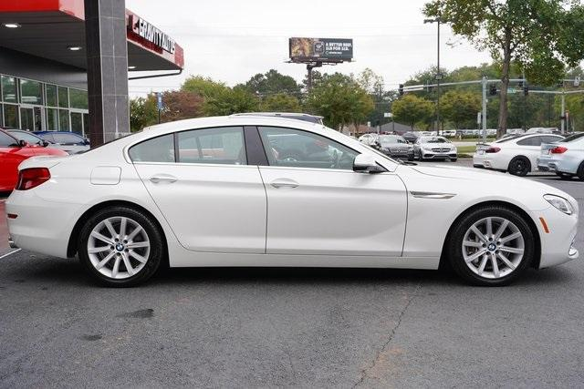 Used 2016 BMW 6 Series 640i Gran Coupe for sale $39,992 at Gravity Autos Roswell in Roswell GA 30076 8