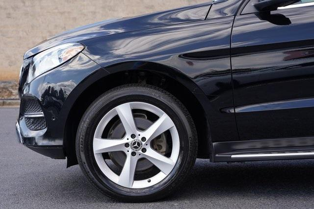 Used 2017 Mercedes-Benz GLE GLE 350 for sale $36,996 at Gravity Autos Roswell in Roswell GA 30076 10