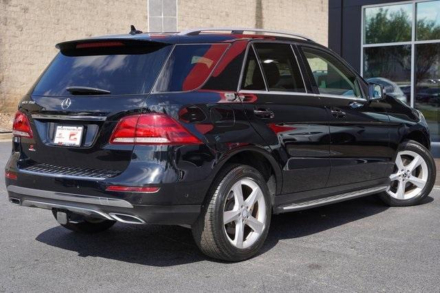 Used 2017 Mercedes-Benz GLE GLE 350 for sale $36,996 at Gravity Autos Roswell in Roswell GA 30076 13