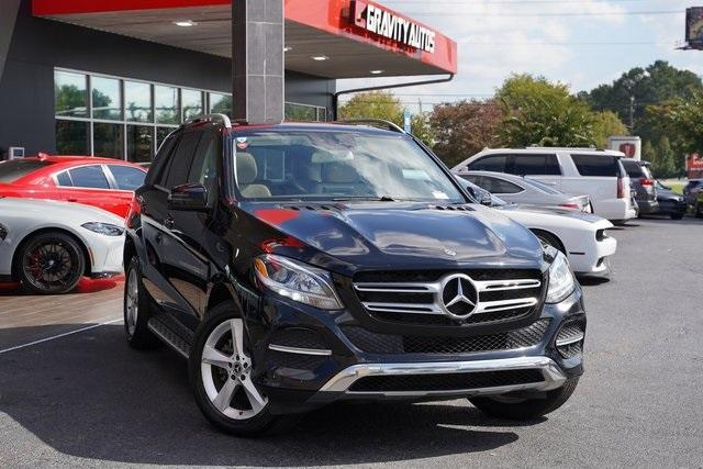 Used 2017 Mercedes-Benz GLE GLE 350 for sale $36,996 at Gravity Autos Roswell in Roswell GA 30076 2