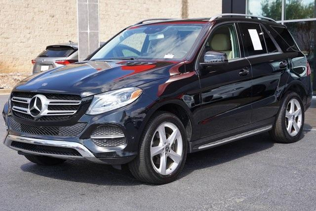 Used 2017 Mercedes-Benz GLE GLE 350 for sale $36,996 at Gravity Autos Roswell in Roswell GA 30076 5