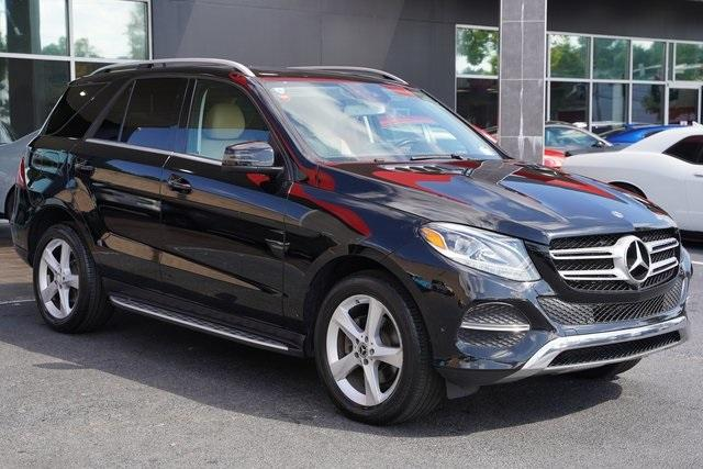 Used 2017 Mercedes-Benz GLE GLE 350 for sale $36,996 at Gravity Autos Roswell in Roswell GA 30076 7