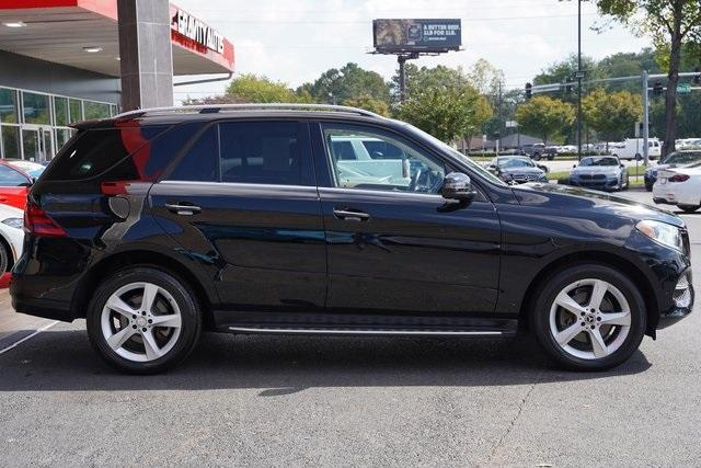 Used 2017 Mercedes-Benz GLE GLE 350 for sale $36,996 at Gravity Autos Roswell in Roswell GA 30076 8
