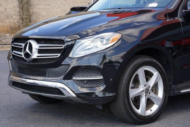 Used 2017 Mercedes-Benz GLE GLE 350 for sale $36,996 at Gravity Autos Roswell in Roswell GA 30076 9