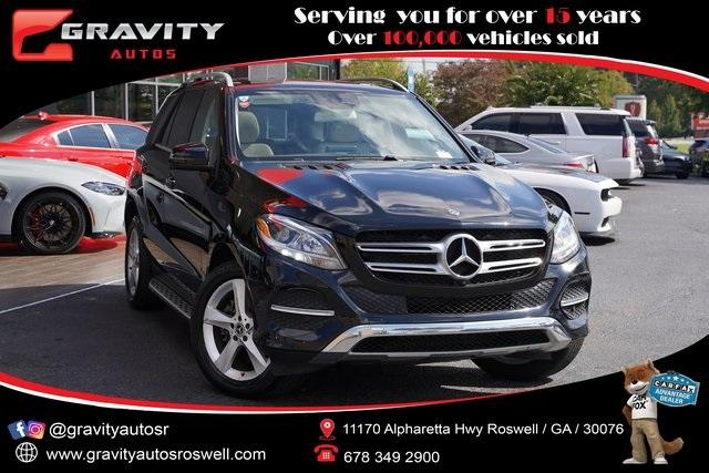 Used 2017 Mercedes-Benz GLE GLE 350 for sale $36,996 at Gravity Autos Roswell in Roswell GA 30076 1