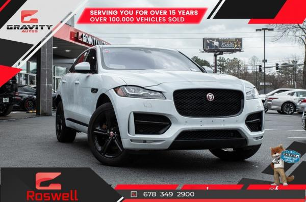 Used 2017 Jaguar F-PACE 35t R-Sport for sale $42,996 at Gravity Autos Roswell in Roswell GA