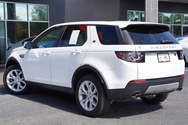 Used 2016 Land Rover Discovery Sport HSE for sale $27,996 at Gravity Autos Roswell in Roswell GA 30076 11