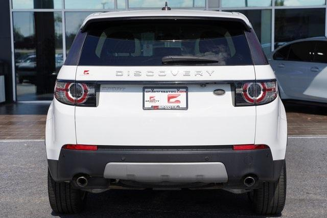 Used 2016 Land Rover Discovery Sport HSE for sale $27,996 at Gravity Autos Roswell in Roswell GA 30076 12