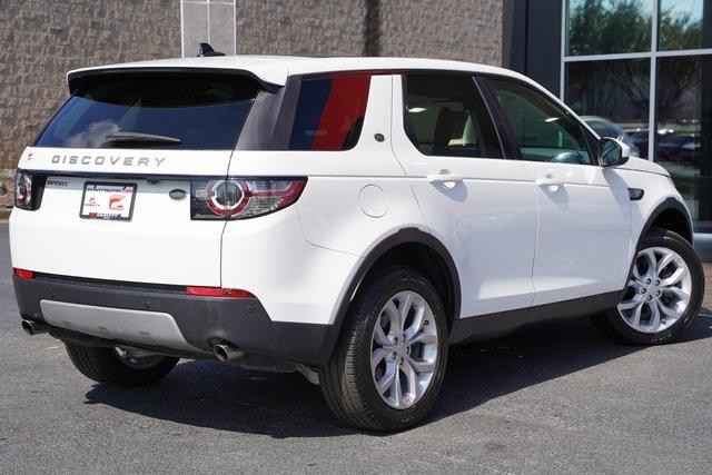 Used 2016 Land Rover Discovery Sport HSE for sale $27,996 at Gravity Autos Roswell in Roswell GA 30076 13