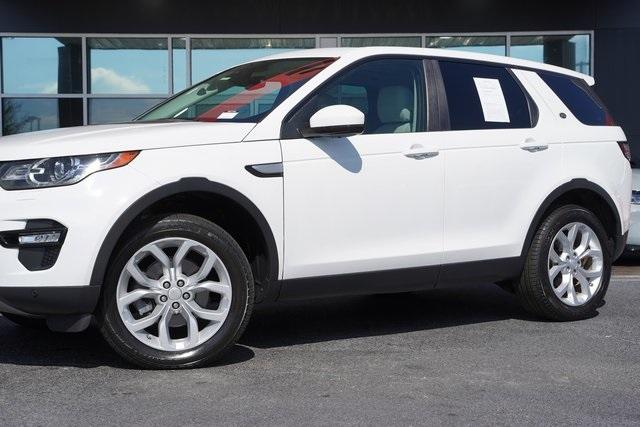 Used 2016 Land Rover Discovery Sport HSE for sale $27,996 at Gravity Autos Roswell in Roswell GA 30076 3