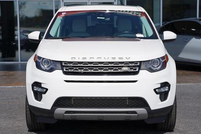 Used 2016 Land Rover Discovery Sport HSE for sale $27,996 at Gravity Autos Roswell in Roswell GA 30076 6