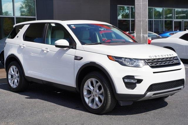 Used 2016 Land Rover Discovery Sport HSE for sale $27,996 at Gravity Autos Roswell in Roswell GA 30076 7