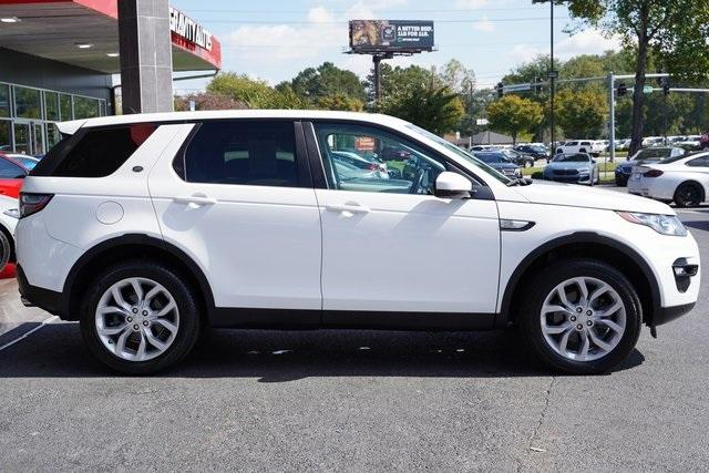 Used 2016 Land Rover Discovery Sport HSE for sale $27,996 at Gravity Autos Roswell in Roswell GA 30076 8