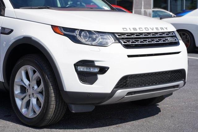 Used 2016 Land Rover Discovery Sport HSE for sale $27,996 at Gravity Autos Roswell in Roswell GA 30076 9