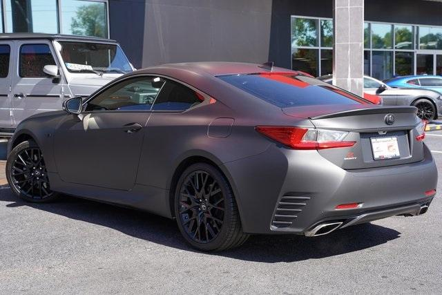 Used 2016 Lexus RC 350 for sale $38,996 at Gravity Autos Roswell in Roswell GA 30076 11