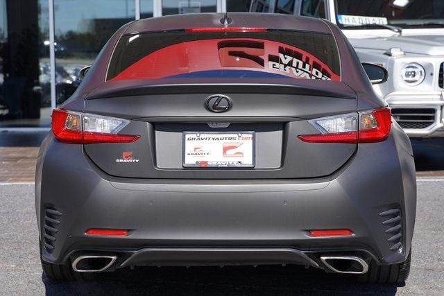 Used 2016 Lexus RC 350 for sale $38,996 at Gravity Autos Roswell in Roswell GA 30076 12