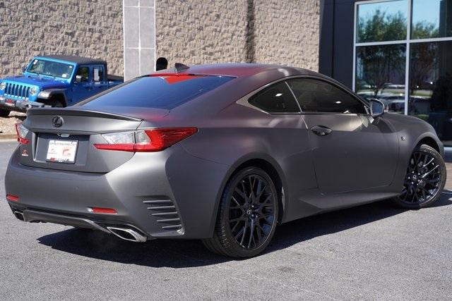 Used 2016 Lexus RC 350 for sale $38,996 at Gravity Autos Roswell in Roswell GA 30076 13