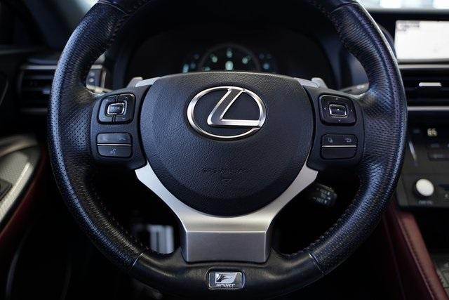 Used 2016 Lexus RC 350 for sale $38,996 at Gravity Autos Roswell in Roswell GA 30076 16