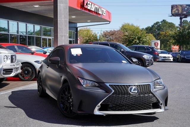 Used 2016 Lexus RC 350 for sale $38,996 at Gravity Autos Roswell in Roswell GA 30076 2